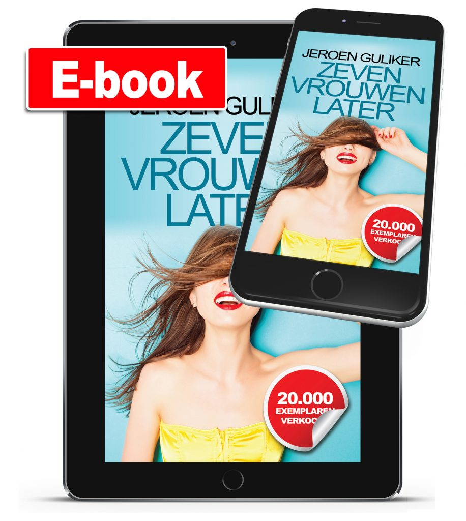 E-book Zeven Vrouwen Later